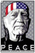 Peace Digital Art - Willie Peace by Jeff Nichol