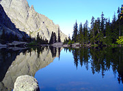 Willow Lake Metal Prints - Willow Lake Afternoon Metal Print by Scotts Scapes