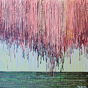 Kate Tesch Art - Willow Tree by Kate Tesch