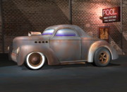 Chopped Prints - Willys Street Rod Print by Stuart Swartz