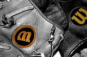 Baseball Mitt Photos - Wilson 2 by Jame Hayes