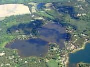 Bill Lang - Wilson Lake in Waushara County Wisconsin