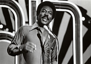 Wilson Pickett, 1976, Ccsu Print by Everett