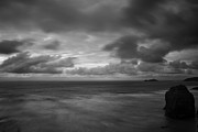 Grey Clouds Photos - Wind and Water by Kieran Brimson