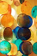 Wind Chimes Prints - Wind Chimes Print by Jill Reger