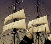 Sails Prints - Wind Print by Craig Incardone