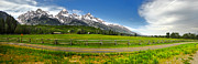 Gregory Dyer - Wind River Range in West Central Wyoming - 04