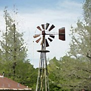Bestoftheday Acrylic Prints - Windmill Ii, You Can Sell Your Acrylic Print by James Granberry