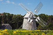 Drummer Photo Metal Prints - Windmill  Metal Print by John Greim