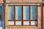 Aperture Prints - Window 2 Print by Alain De Maximy