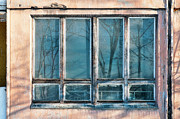 Aperture Prints - Window 7 Print by Alain De Maximy