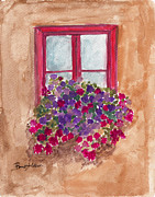 Burcu Alisan - Window Flowers