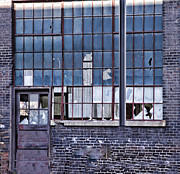 Bethlehem Prints - Window III Print by Chuck Kuhn