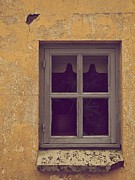 Old Wall Prints - Window Print by Odd Jeppesen