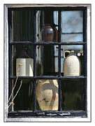 Jugs Prints - Window on a Small World Print by Lori Whalen