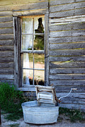 Judy Hall-Folde - Window on Prairie Life