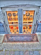 Window Shopping Print by Barry R Jones Jr