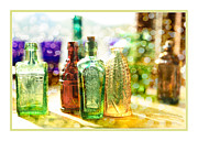 New Glass Art - Window Sparkles by Lori Whalen