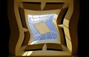 Artwork Digital Art Digital Art - Window to another Dimension by David Lee Thompson