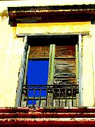 Michael Metal Prints - Window to the Sky by Michael Fitzpatrick Metal Print by Olden Mexico