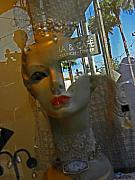 Storefront Art - Window to the Soul by Elizabeth Hoskinson