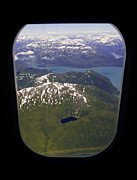 High Altitude Flying Art - Window to the Wild by Darcy Michaelchuk