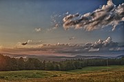 Cloudscapes Photos - Window to Vermont in Color by Nathan Larson