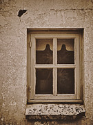 Old Window Photos - Window Version Two by Odd Jeppesen