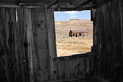 Pioneer Scene Framed Prints - Window View Framed Print by Marius Sipa
