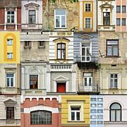 Windows Print by Jaroslaw Grudzinski