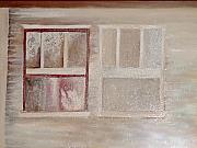 Neutral Colors Originals - Windows by Jo Anna McGinnis