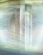 Cavern Digital Art - Winds of Light by Brigetta  Margarietta