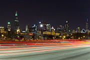 March Photos - Windy City Fast Lane by CJ Schmit