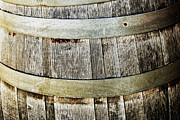 Wine Cellar Photos - Wine Barrel by Agrofilms Photography