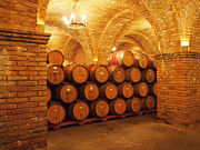 George Ramondo - Wine Barrels