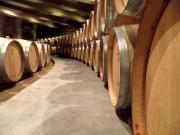 Wine Cellar Photos - Wine Barrels by Jack Herrington