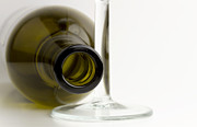 Trendy Photos - Wine bottle by Blink Images