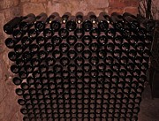 Wine Cellar Photos - Wine Cellar by George Sylvia