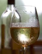 Wine Print by Deborah Molitoris