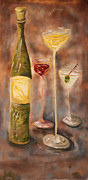 Chuck Gebhardt - Wine or Martini?