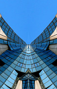 Symmetry Digital Art - Winged - Archifou 16 by Aimelle