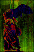 Winged Victory Print by Susie Weaver
