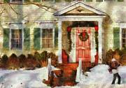 Mike Savad - Winter - Christmas - Can