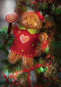 Christmas Tree Photos - Winter - Christmas - Little Miss Sunshine  by Mike Savad