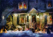 Mike Savad - Winter - Christmas - The night before Christmas