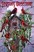 Chris Lord - Winter Birdhouse