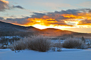 Summit County Colorado Photos - Winter Glow by Bob Berwyn