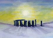 J J  Everson - Winter Henge