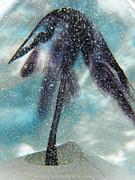 Judy Via-Wolff - Winter in Blown Glass