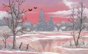 Eileen Blair - Winter In Pink